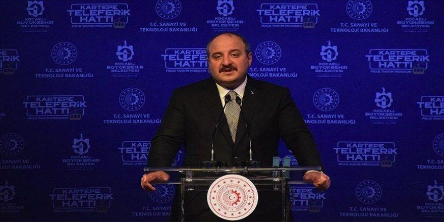 Bakan Varank: Milli Teknoloji Hamlesi'nin gerçekleşmesi için ihtiyacımız olan şey, topyekun bir sahiplenme