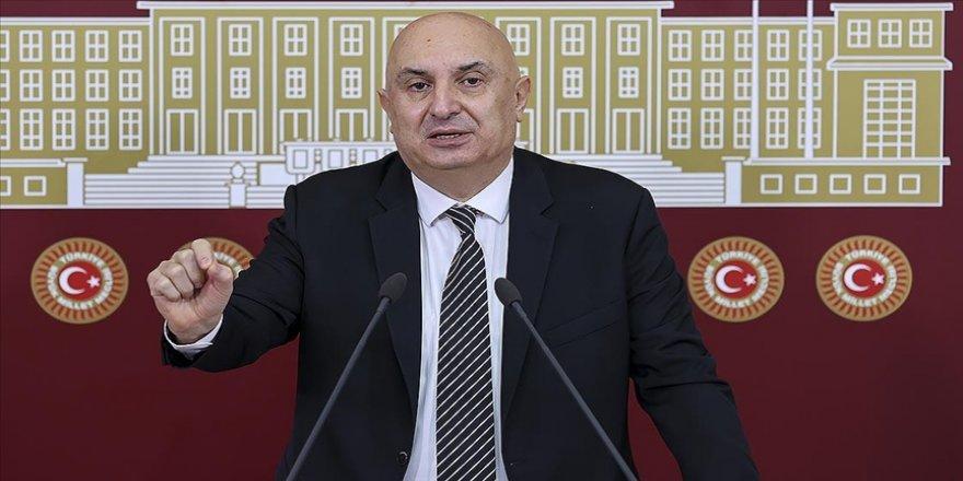 CHP'li Özkoç: Hangi siyasi partiye mensup olursa olsun hiçbir vekilin milletvekilliğinin düşürülmesi doğru değildir