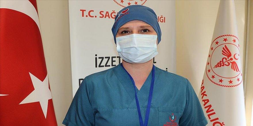 Kovid-19'u yenen yoğun bakım hemşiresi Kuzhan: Sanki kemiklerimi bir şey çekiyor hissi vardı