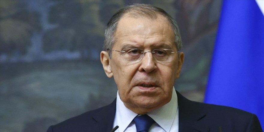 Rusya Dışişleri Bakanı Lavrov: Batı'nın kontrol ettiği uluslararası ödeme sistemlerinden uzaklaşmalıyız