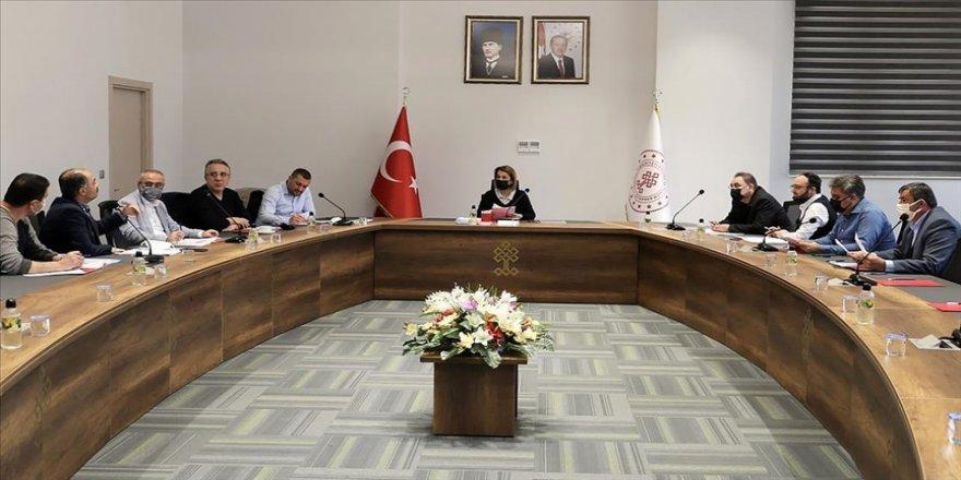 56. Cumhurbaşkanlığı Türkiye Bisiklet Turu öncesi hazırlıklar sürüyor