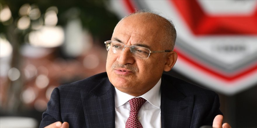 Gaziantep Başkanı Büyükekşi'den hakem tepkisi: Tek isteğimiz adalet