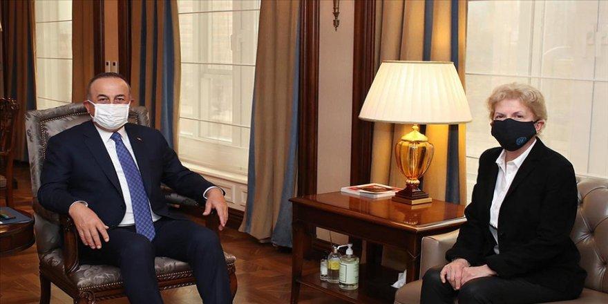 Dışişleri Bakanı Çavuşoğlu: Kıbrıs'ta gerçekçi çözüm iki devletin egemen eşitliğine dayalı iş birliğidir