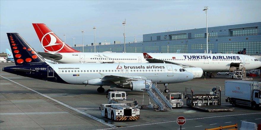 THY günlük ortalama 670 uçuşla Avrupa'da liderliğini sürdürüyor