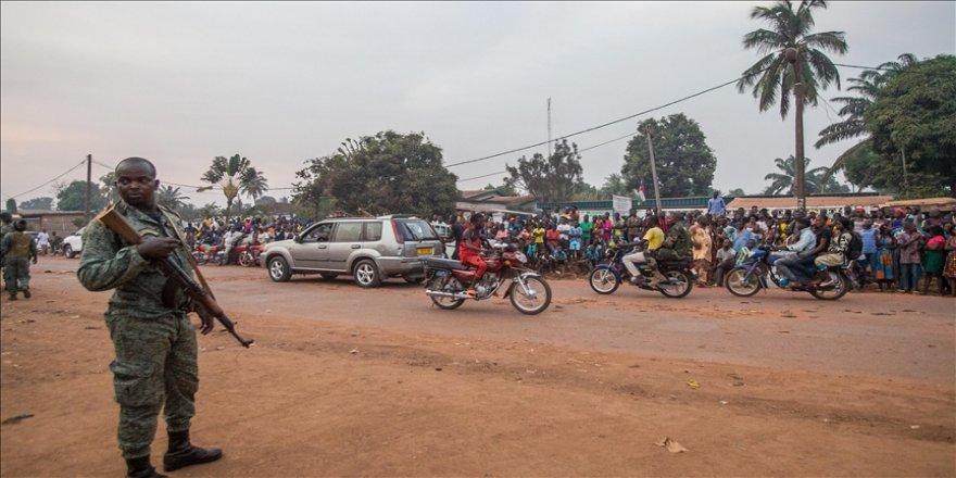 Orta Afrika Cumhuriyeti'nde eski Cumhurbaşkanı Bozize, isyancıların lideri oldu