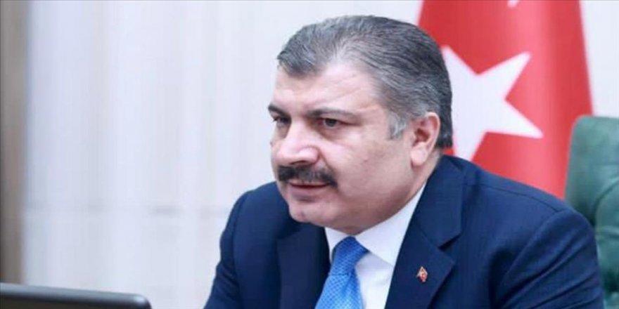 Sağlık Bakanı Koca, vaka artışı yaşanan illerin yöneticileriyle koordinasyon toplantısı gerçekleştirdi