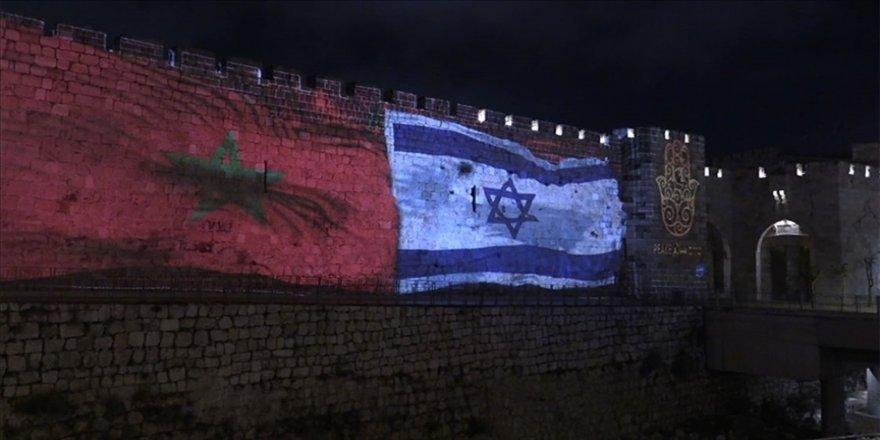 Fas İsrail ile ekonomik ve ticari ilişkileri güçlendirmek amacıyla stratejik ortaklık anlaşması imzaladı
