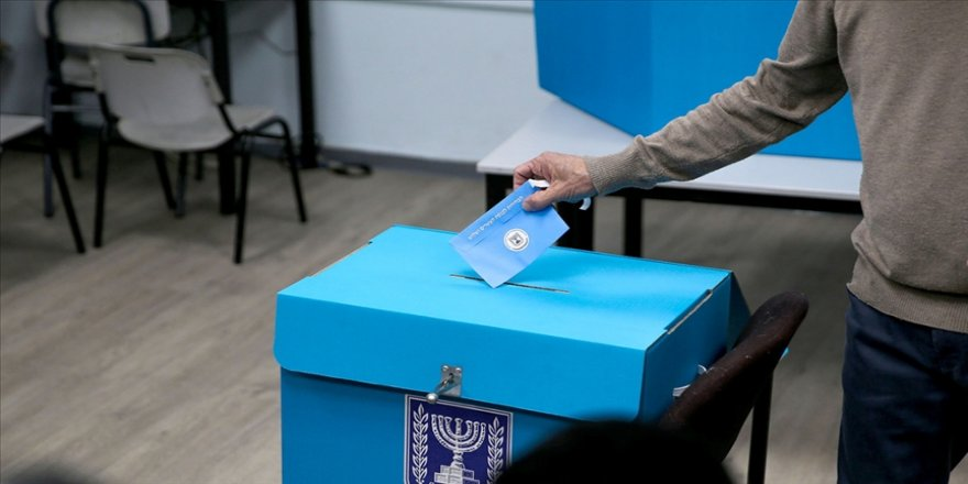 İsrailli seçmenler 2 yıl içinde dördünce kez sandık başında