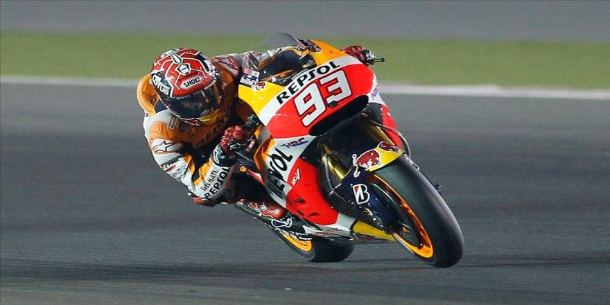 Marc Marquez MotoGP'de sezonun açılış yarışına katılamayacak