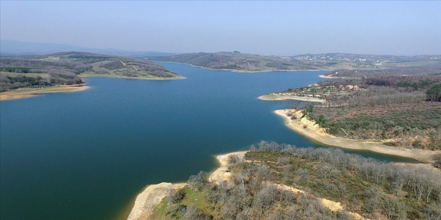 İstanbul'un barajlarındaki su oranı artışı sürüyor