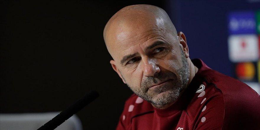 Bayer Leverkusen'de teknik direktör Bosz'un görevine son verildi