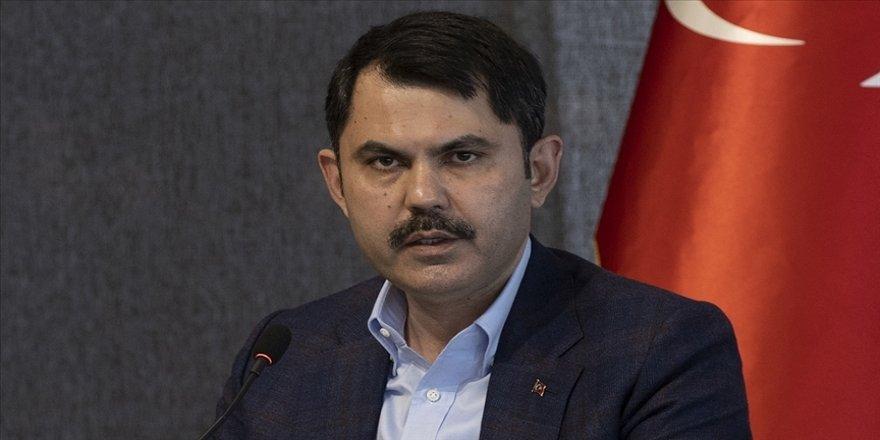 Çevre ve Şehircilik Bakanı Kurum 'Sıfır Atık Projesi'nin BM Kalkınma Programı'ndan ödül aldığını duyurdu