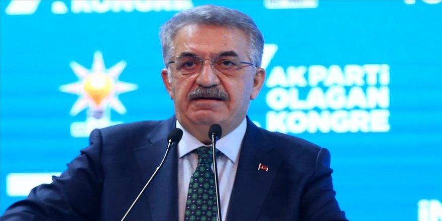 AK Parti Genel Başkan Yardımcısı Yazıcı: Tüzük değişikliğiyle genel başkanvekili sayısı 2'ye çıkarılacak