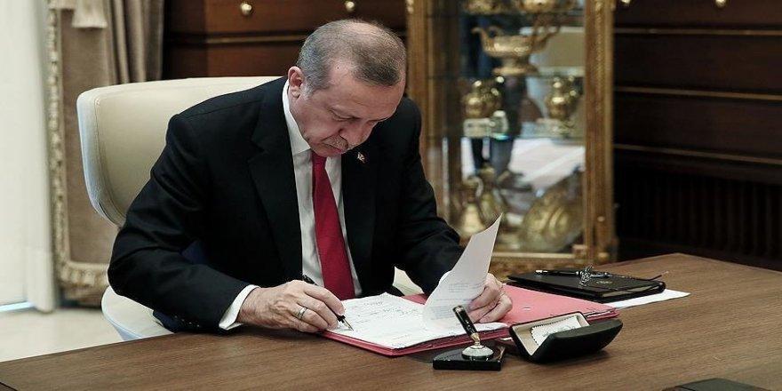 Cumhurbaşkanı Erdoğan, uluslararası anlaşmalara ilişkin 10 kanunu onayladı