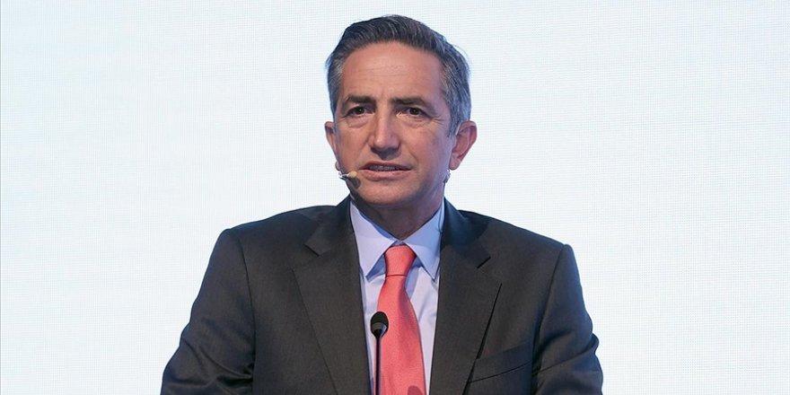 Vodafone Türkiye CEO'su Aksoy: Pandemi sonrası oluşacak yeni toplumsal düzenin odağında dijitalleşme olacak