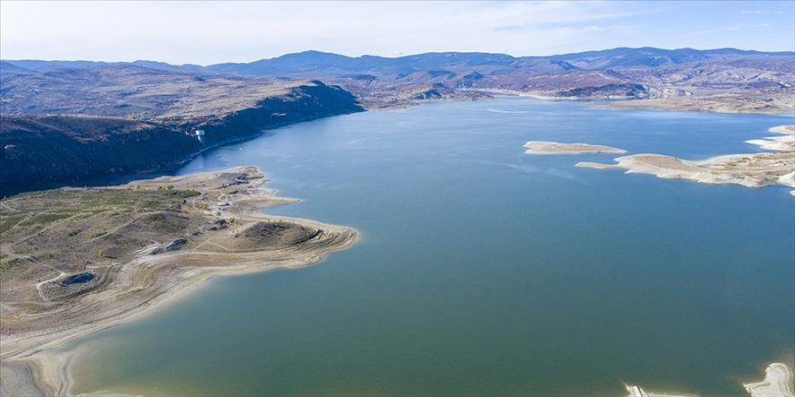 DSİ, Ankara'daki barajlarda şu an itibarıyla su sıkıntısı olmadığını bildirdi: