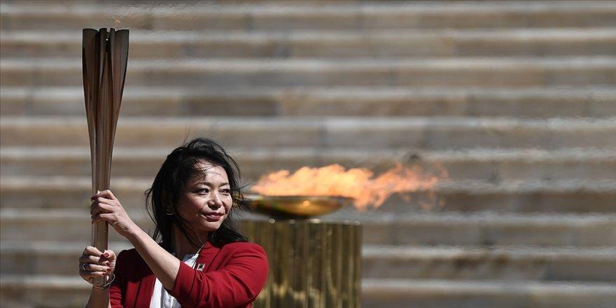 2020 Tokyo Olimpiyatları'nın meşalesi yarın yakılacak
