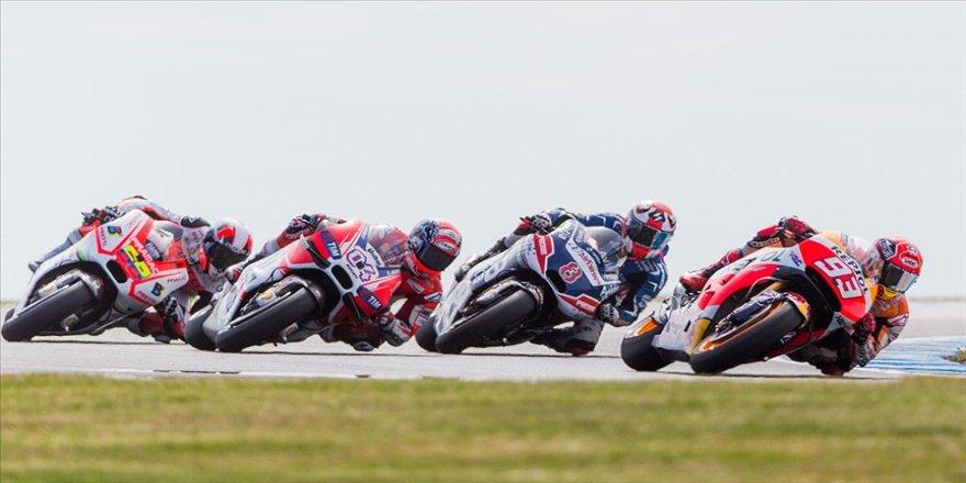 MotoGP, Moto2 ve Moto3 Dünya Şampiyonalarında 2021 sezonu Katar'da başlıyor