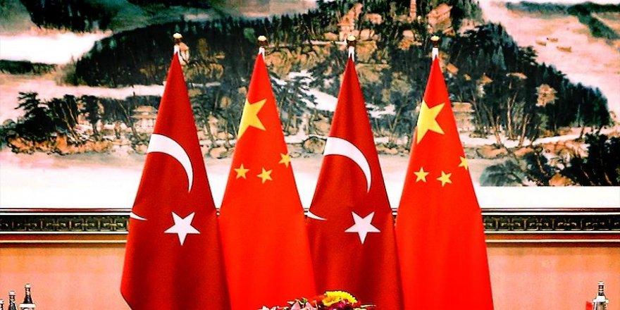 Türkiye-Çin ilişkileri birçok alanda gelişiyor