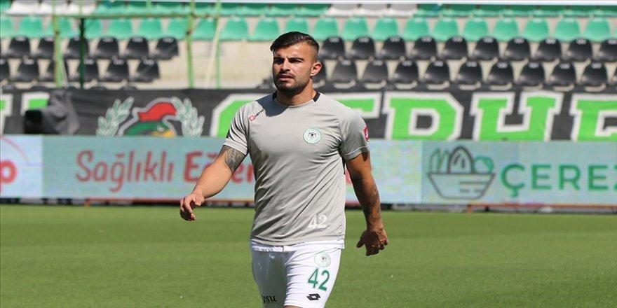 Abdülkerim Bardakcı, A Milli Futbol Takımı'nın aday kadrosuna dahil edildi