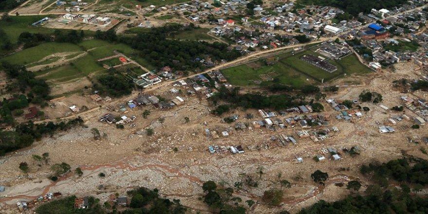 Kolombiya'da şiddetli yağışların yol açtığı sellerde 45 kişi öldü