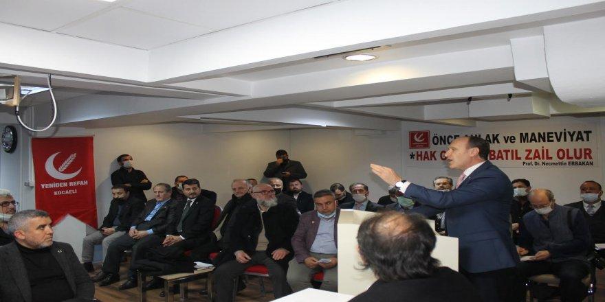 Öztürk açıkladı; Fatih Erbakan cumhurbaşkanı olacak..
