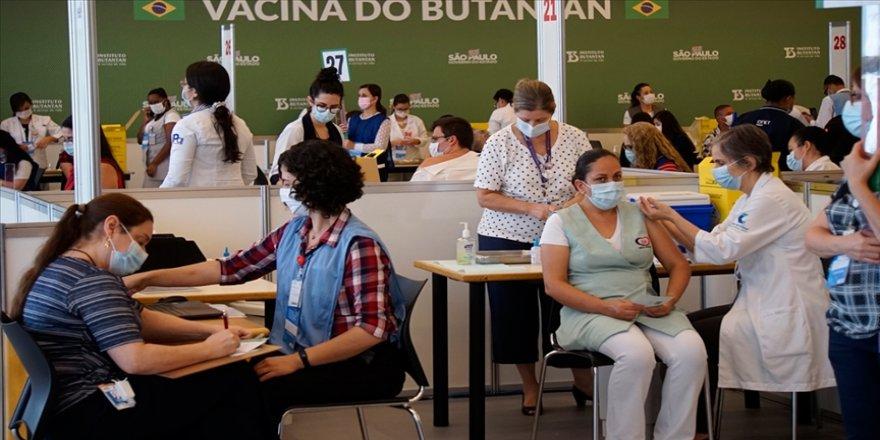 Latin Amerika ülkelerinde Kovid-19 aşılamaları yavaş ilerliyor