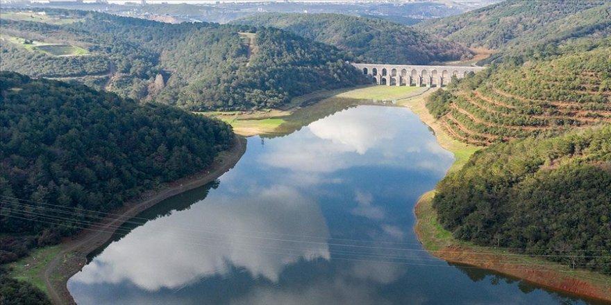 İstanbul'un barajlarındaki su seviyesi yüzde 69,83'e yükseldi