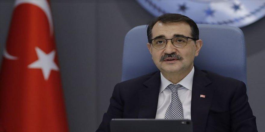 Bakan Dönmez: Türkiye'de madencilik dünya standartlarına uygun şekilde yürütülüyor