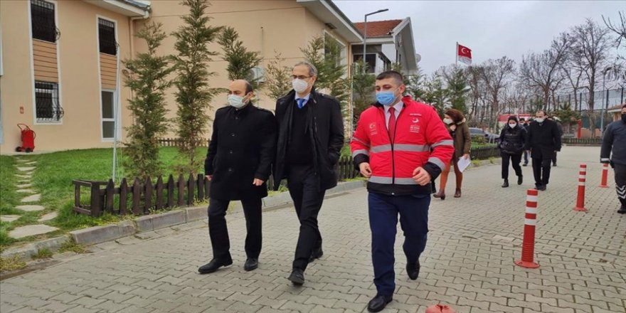 Edirne'deki Geri Gönderme Merkezi, Avrupa Konseyi Göç ve Mülteciler Özel Temsilcisi Stefanek'ten övgü aldı