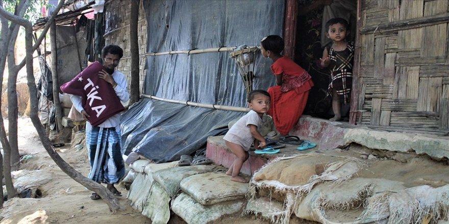 TİKA Bangladeş Cox Bazar'daki yaklaşık 20 bin Arakanlı mülteciye sıcak yemek dağıtacak