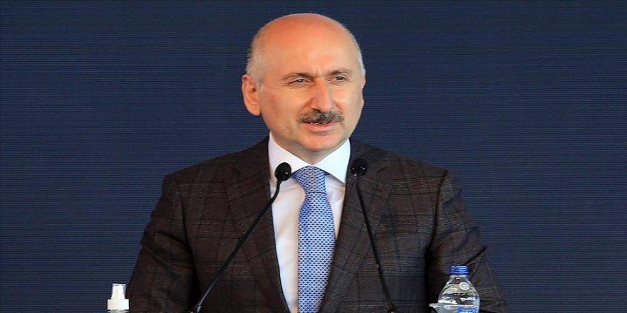 """Bakan Karaismailoğlu, Güneydoğu Avrupa'da iş birliği için """"Ulaştırma Çalışma Grubu"""" kurulmasını önerdi"""
