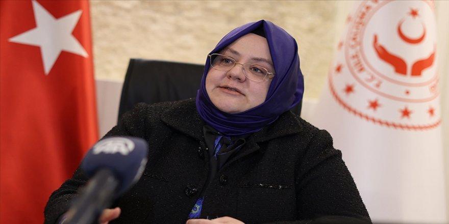 Bakan Zehra Zümrüt Selçuk'tan Engelli Hibe Desteği başvuruları için hatırlatma