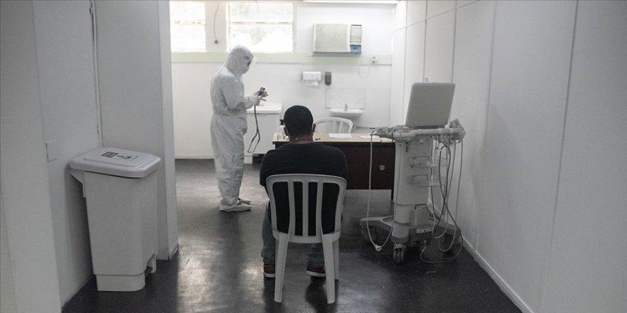 Brezilya'da ilk kez bir günde 100 binden fazla Kovid-19 vakası tespit edildi