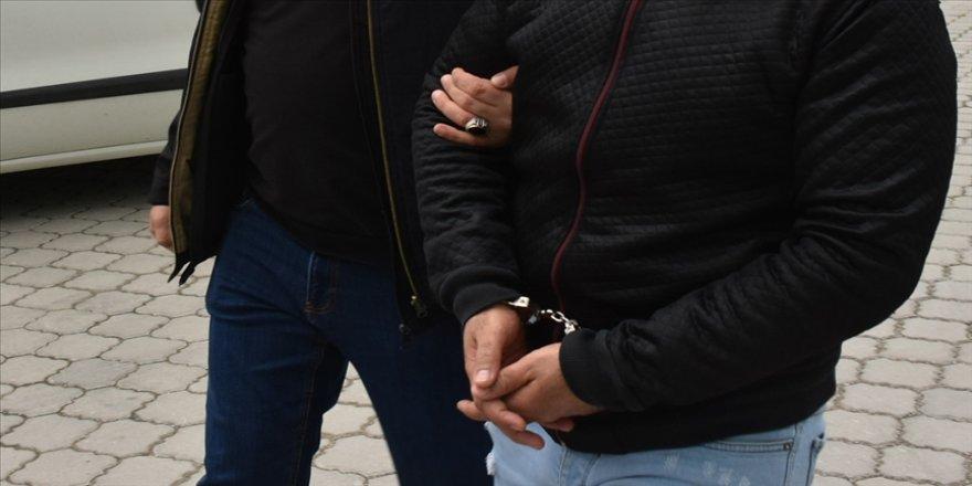 Terör örgütü DEAŞ üyesi Irak uyruklu 22 şüpheli yakalandı