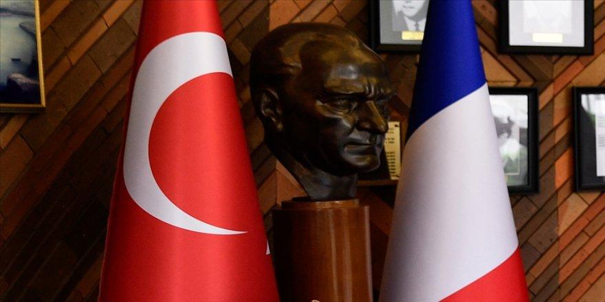 Türkiye-Fransa ekonomik ilişkilerinin salgın sonrası ivme kazanması bekleniyor