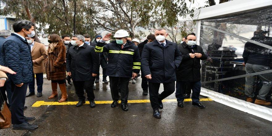 Polisan yeni reçine üretim tesisisinin temellerini attı