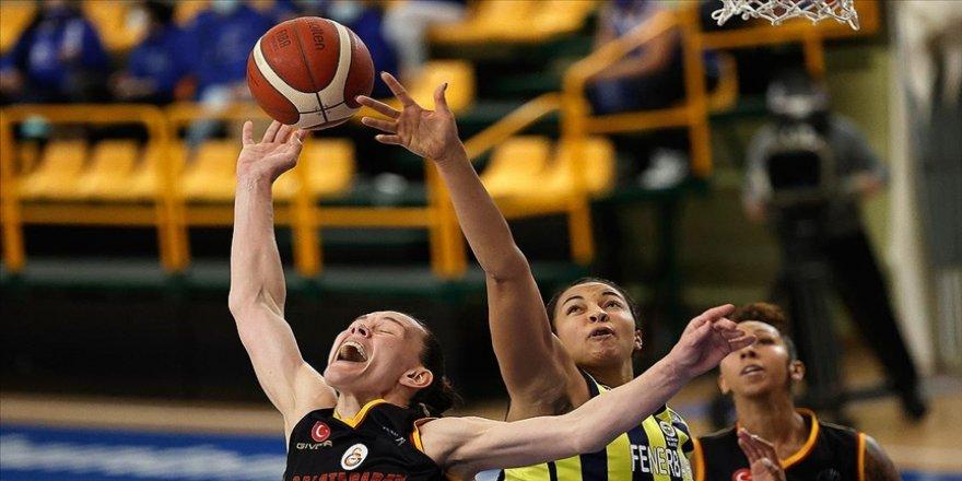Kadınlar Basketbol Süper Ligi'nde play-off heyecanı