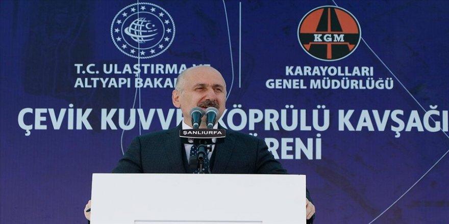 Bakan Karaismailoğlu: Turizmin ve ihracatın geliştirilmesi, istihdamın artırılmasında önemli bir sorumluluk taşıyoruz