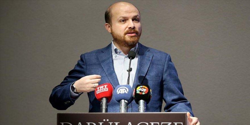 İlim Yayma Vakfı Mütevelli Heyeti Başkanı Bilal Erdoğan: Müslümanların batı dünyası karşısında birleşmeleri gerekiyor