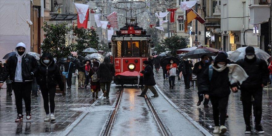 Türkiye'de bu kış, uzun yıllar ortalamasına göre yağışlar yüzde 16 azaldı