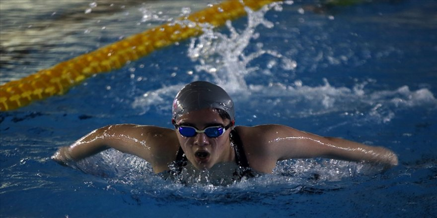 Maltalı milli yüzücüler yüksek irtifa kampı için Ejder 3200'ü seçti