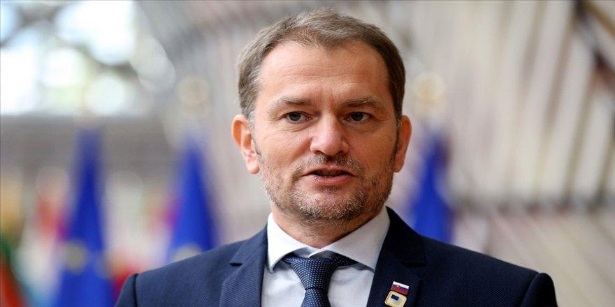 Slovakya'da koalisyon hükümetindeki gerginlik devam ederken Başbakan Matovic istifa edeceğini duyurdu