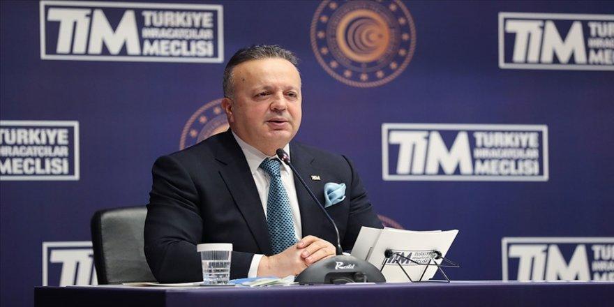 TİM Başkanı Gülle: Çok yakında Türkiye Lojistik Portalı'nı faaliyete geçireceğiz