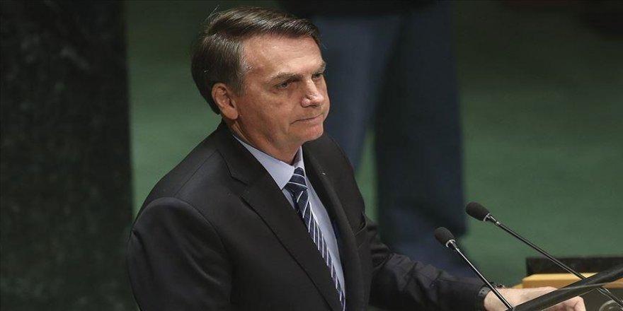 Brezilya Devlet Başkanı Bolsonaro kabinesindeki 6 değişikliği açıkladı