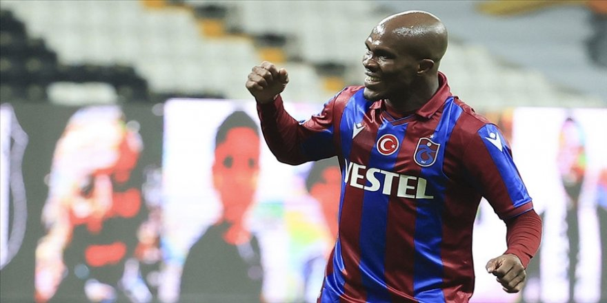 Nwakaeme Trabzonspor'un forvetteki en istikrarlı ismi konumunda