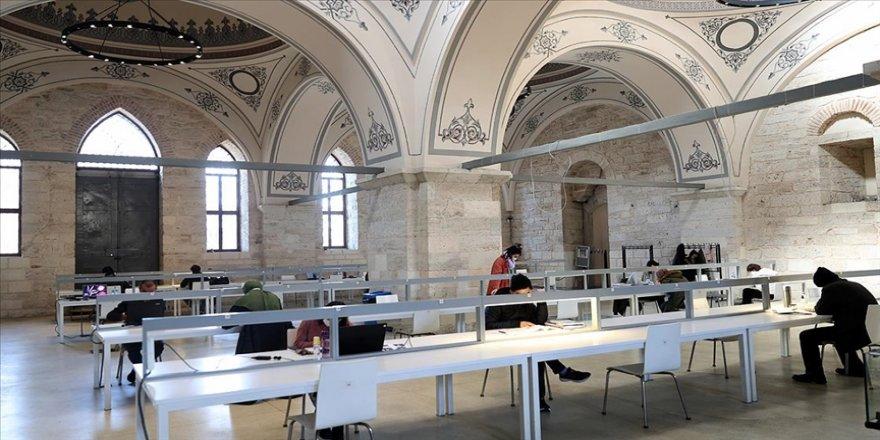 Türkiye'nin ilk milli kütüphanesi 'dijital çağa' ayak uyduracak