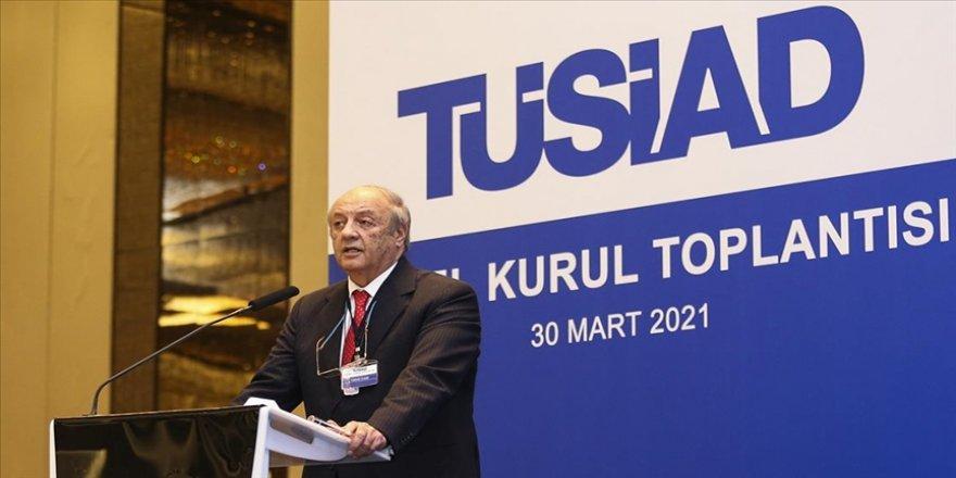 TÜSİAD Yüksek İstişare Konseyi Başkanı Özilhan: Pandemi ertesinde ticaret zincirlerinde değişim bekleniyor