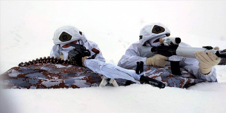 Eren-5 Operasyonu kapsamında 5 terörist etkisiz hale getirildi