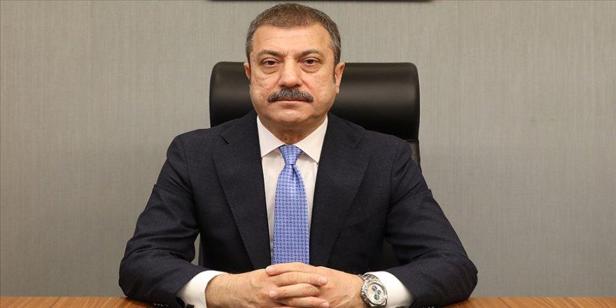 TCMB Başkanı Kavcıoğlu: Enflasyondaki düşüşün kalıcılığını sağlayacağız